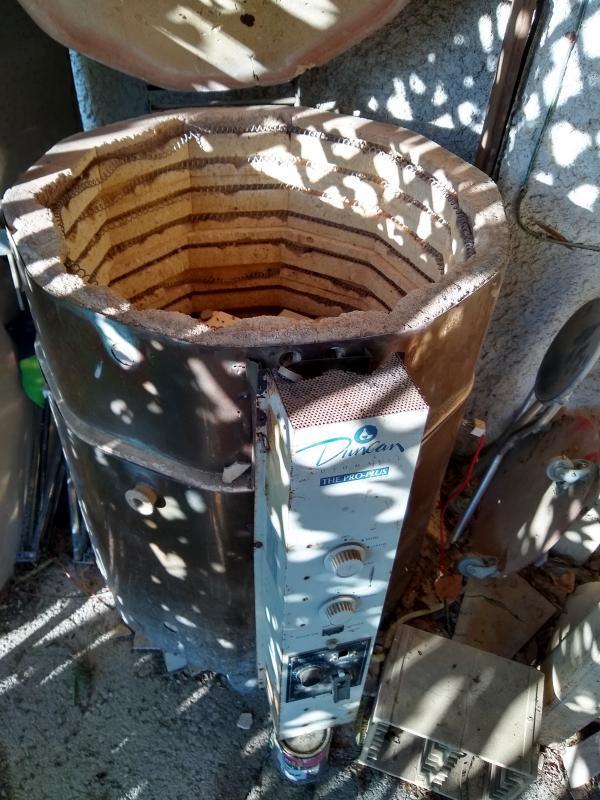הוראות חדשות תנור קרמיקה למכירה / לקנות   פורום קרמיקה ZJ-08